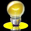 bulb, idea, light