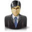 administrator, boy, business man, consultant, male, man, user, woman icon