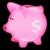 bank, money, piggy, savings icon