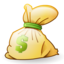 bag, cash, dollar, funding, investment, money, rick icon