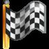 checkered, flag, goal icon