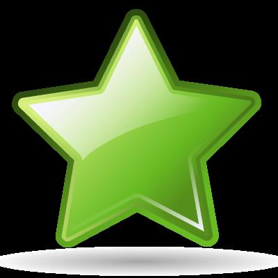 bookmark, star icon