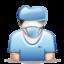 doctor, surgeon icon