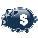 bank, money, piggy, savings