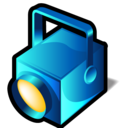 light, spot icon