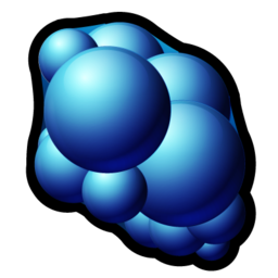 metaball icon