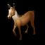 donkey, horse icon