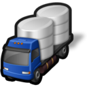 data, transport icon