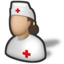enfermera, enfermeria, hospital, medical, nurse, nursery icon