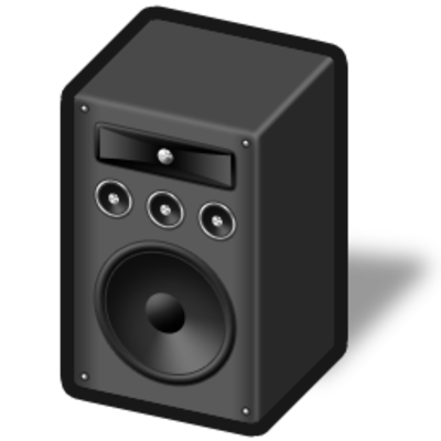 Audio, speakers icon - Free download on Iconfinder
