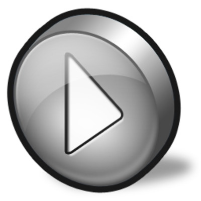 button, play icon