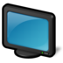 lcd, monitor icon