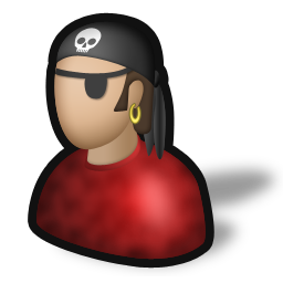 piracy, pirate icon