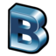 bold, m icon