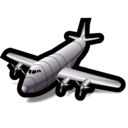 air, freighter icon