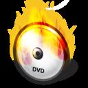 burn, dvd