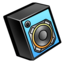 audio, speakers icon