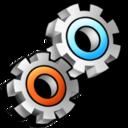 execute, gears, process, running, settings, utilities