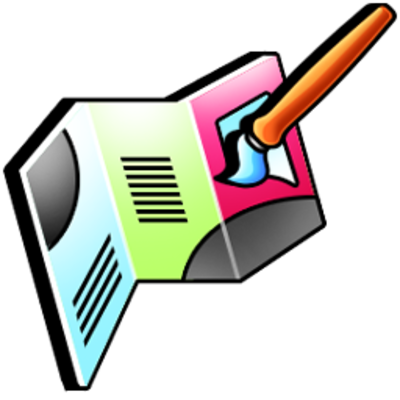 Brochure, design icon | Icon search engine