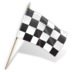 checkered, flag, goal icon