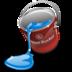 bucket, fill, paint icon