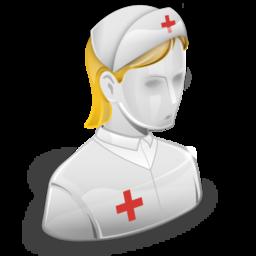 medical, nurse icon