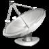 antenna, parabola icon