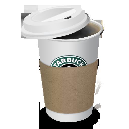 coffee, smelly, starbucks icon