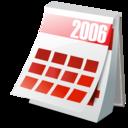 calendar, year icon