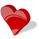 heart, love icon
