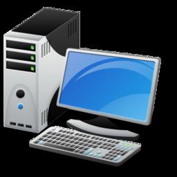 computer, hardware, pc icon