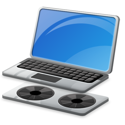 computer, cooler, hardware, laptop icon