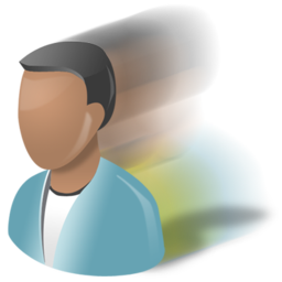 blur, motion icon
