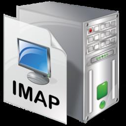 hosting, imap, server icon