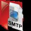 folder, smtp icon