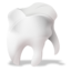 odontology, tooth icon