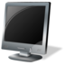 computer, lcd, monitor, screen icon