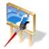 banner, design icon