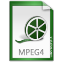 mpeg4 icon