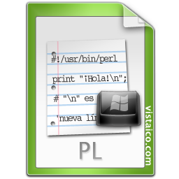 pl, python, script icon