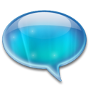 chat, talk