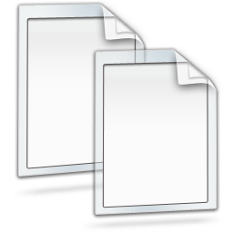 copy, documents, papers icon