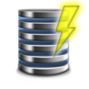 connect, database, to icon