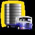 data, transport icon
