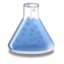 chemistry, science, test icon