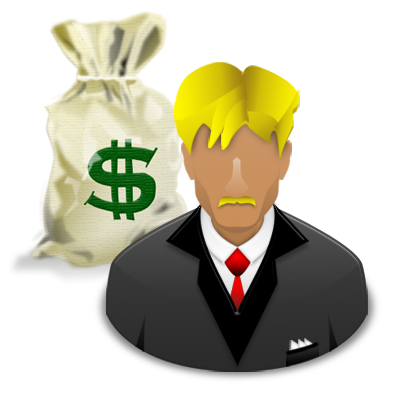 Banker, money, rich icon - Free download on Iconfinder