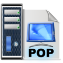 hosting, pop, server icon