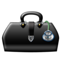 bag, medical, service icon
