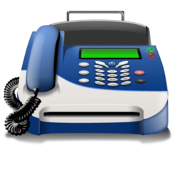 how to use fax machine with phone