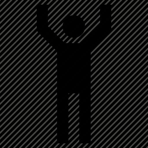 figure, hand, human, male, man, stick, stickman icon